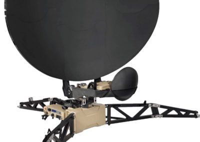 Mobile Satellite Terminal