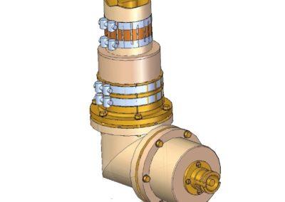 konektor koleno